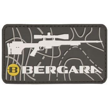 BERGARA PATCH - WHITE GUN