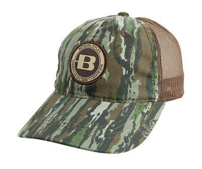 BERGARA CAMO PATCH HAT