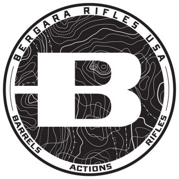 """BERGARA """"B"""" STICKER"""
