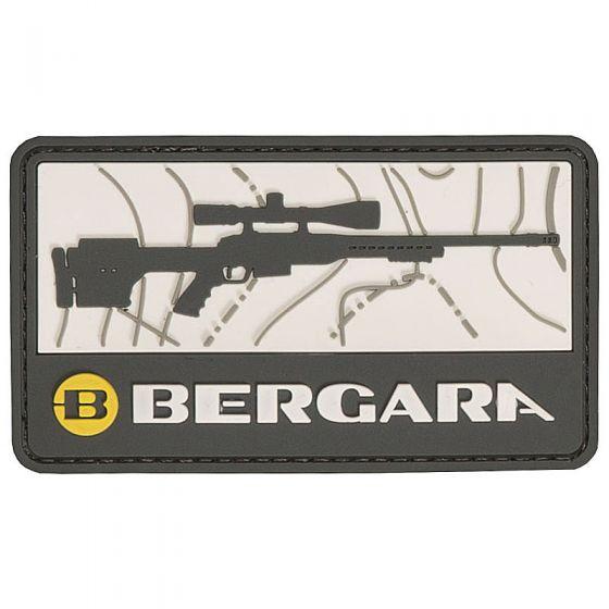 BERGARA PATCH - BLACK GUN