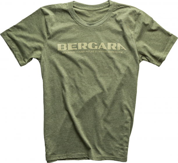 Mountain T-Shirt - Olive Drab