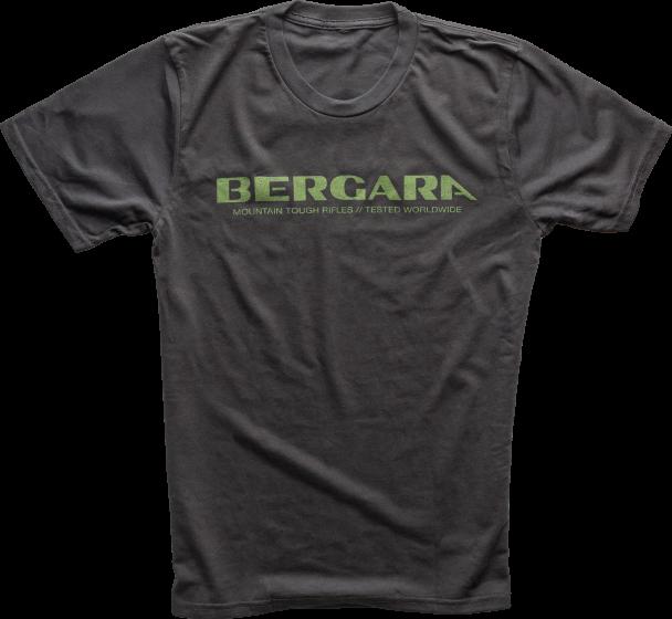 BERGARA MTN TEE BLACK