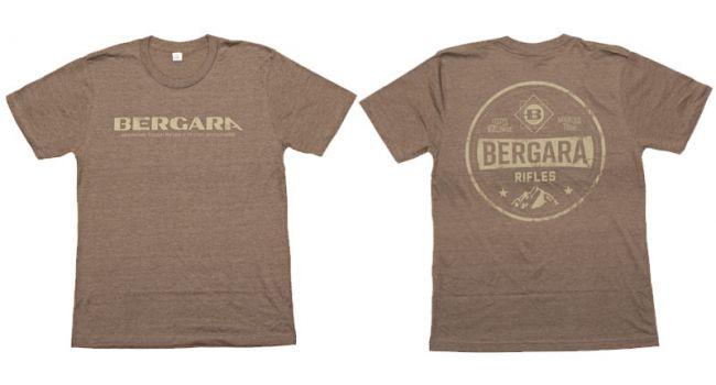 Mountain T-Shirt Brown