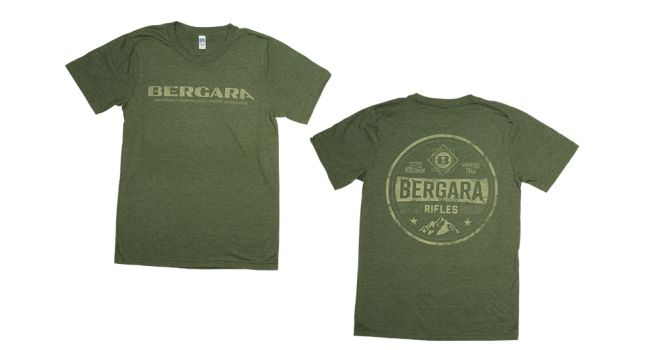 Mountain T-Shirt - Olive Drab