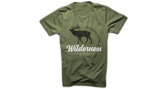 Wilderness T shirt
